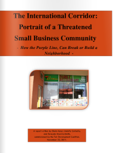 Langley Park Small Business Report - img